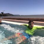The Cairns salt water Esplanade Lagoon