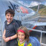 Boarding the JetStar flight from Cairns to Darwin
