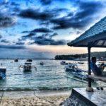 Padangbai Beach