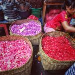 Ubud morning market