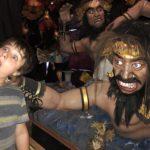 Hindu-god babysitter!