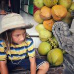 Contemplating coconuts