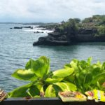 View from Tanah Lot temple