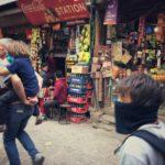 Exploring Kathmandu with Steven