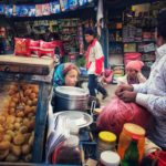 Exploring the food choices of the street vendors