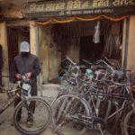 Bike shop in Kathmandu