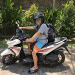 Cruising Padangbai