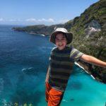 Nusa Penida coast