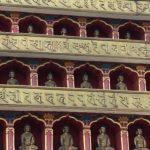 Buddhas at Kapan Monastery
