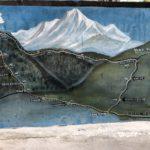 Our trekking route - Poon Hill/Ghorepani trek