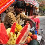 The most expensive juice man in Pokhara!