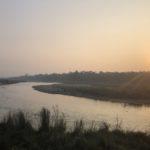 Sunset, Chitwan National Park