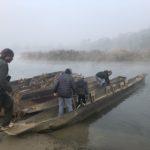 Early morning canoe safari, Chitwan