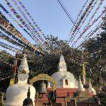 Swayambunath Stupa (Kathmandu, Nepal)