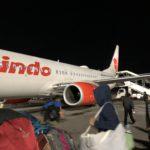 Flying from Kathmandu through Kuala Lumpur to Bangkok
