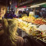 Bangkok street food - outrageous!!