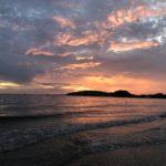 Sunset, Nopparathara Beach, Krabi
