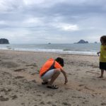 Exploring Nopparathara Beach