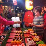 Pai walking street market