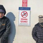 Traveling from Izmir, Turkey