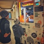 No way! Fresh OJ from a vending machine!