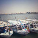 Boats at Luxor