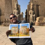 Eid, our guide from Aswan to Luxor
