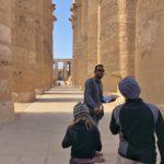around Karnak...