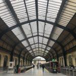 Metro station at Pireaus