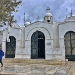 Mount Lycabettus church
