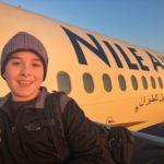 Nile Air Cairo to Aswan