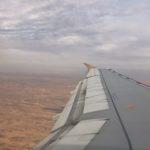 Landing in Aswan