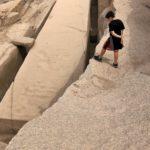 Monolithic stonework (abandoned obelisk), Aswan quarry