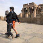 Buddies in Egypt