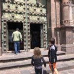 The doors of Cusco