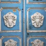 Cusco door details