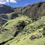 Near Huillo alto