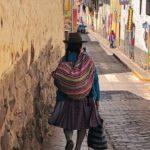 Cusco street scene