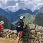 Una vista desde Machu Picchu