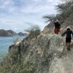 On the way from Taganga to Playa Grande